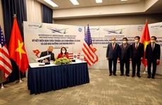 Bamboo, Vietjet ký thỏa thuận hợp tác với Mỹ trị giá hơn 2,2 tỷ USD