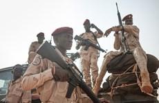 Sudan bắt nhiều quan chức quân đội, dân sự liên quan vụ đảo chính