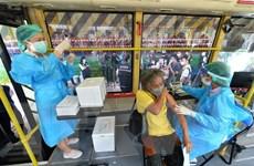 Số ca mắc COVID-19 tiếp tục tăng tại Thái Lan và Philippines