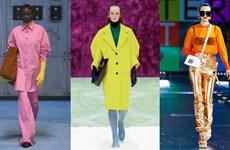 6 xu hướng thời trang thống lĩnh địa hạt thời trang mùa Thu Đông