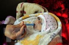 Báo động tình trạng ăn uống thiếu dinh dưỡng của trẻ em trên thế giới