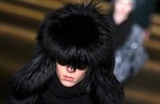 Thương hiệu thời trang Saint Laurent nói không với lông thú