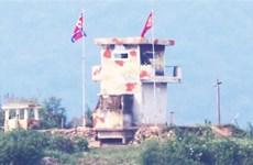 Tuyên bố kết thúc chiến tranh Triều Tiên là cánh cửa mang lại hòa bình