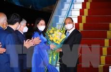 Chủ tịch nước kết thúc chuyến thăm Cuba và dự Phiên thảo luận ĐHĐ LHQ