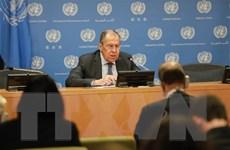Nga cảnh báo mọi nỗ lực nhằm xói mòn vai trò trung tâm của LHQ