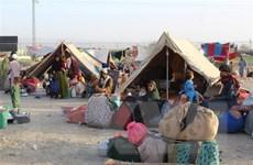 LHQ cảnh báo ít nhất 1/3 dân số Afghanistan bị đói khi mùa Đông đến
