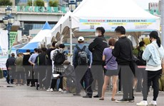 Hàn Quốc gia hạn 2 tuần các quy định giãn cách xã hội cứng rắn