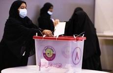 Cử tri Qatar lần đầu tiên tham gia bỏ phiếu bầu cử quốc hội