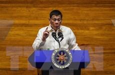 Tổng thống Philippines R. Duterte tuyên bố rút khỏi chính trường