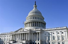 Fitch cảnh báo xếp hạng tín nhiệm AAA của Mỹ đối mặt nhiều rủi ro