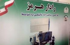 Iran ra mắt radar chiến thuật và hệ thống mô phỏng mới