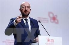 Chủ tịch EC Charles Michel lo lắng về khả năng quốc phòng của châu Âu