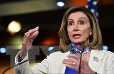 Bà Pelosi công bố hạn chót bỏ phiếu dự luật hạ tầng 1.200 tỷ USD