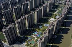 Thị trường bất động sản Trung Quốc nhận thêm tin tức kém lạc quan