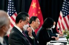 Các quan chức cấp cao của Mỹ và Trung Quốc hội đàm tại Thụy Sĩ
