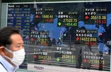 Các thị trường chứng khoán chủ chốt của châu Á đều giảm điểm