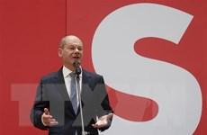 Đức: SPD hoan nghênh kế hoạch đàm phán lập liên minh đèn giao thông