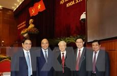 Bế mạc Hội nghị lần thứ tư Ban Chấp hành TW Đảng khóa XIII