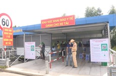 Quảng Ninh vận hành hệ thống tự động kiểm soát lái xe tải qua chốt