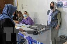 Iraq tiến hành cuộc bầu cử quốc hội trước thời hạn