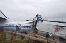 Vụ rơi máy bay tại Nga: Nguyên nhân tai nạn có thể là do quá tải