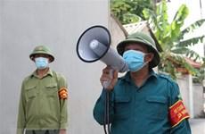 Hà Nội: Tiếp tục phát huy vai trò tổ phòng, chống COVID cộng đồng