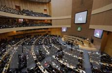 Đại diện 55 quốc gia dự phiên họp thứ 39 hội đồng điều hành AU