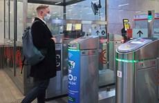 Nga triển khai thanh toán vé tàu điện dựa trên nhận diện khuôn mặt