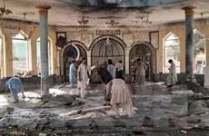 Afghanistan: Thêm nhiều nạn nhân tử vong trong vụ nổ thánh đường