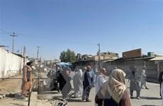 Nổ thánh đường Hồi giáo tại Afghanistan: Gần 50 người thương vong