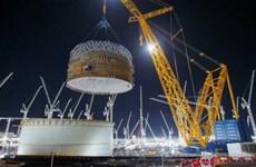 Anh xây dựng nhà máy điện hạt nhân mới nhằm trung hòa khí thải
