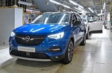 Opel nộp phạt gần 65 triệu euro vì vụ gian lận khí thải ôtô