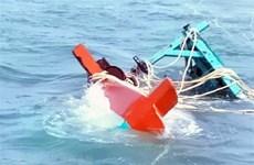 Nghệ An: Một ngư dân tử vong khi khắc phục sự cố chìm tàu cá