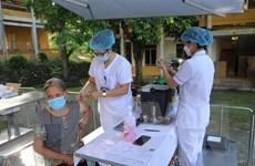 Cao Bằng: Hơn 60% dân số trên 18 tuổi đã tiêm ít nhất một liều vaccine