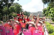 Thành phố Hồ Chí Minh khởi động nhiều loại hình du lịch nội thành