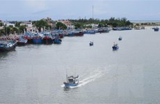 Áp thấp suy yếu, từ Thừa Thiên-Huế trở vào có mưa to đến rất to