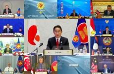Truyền thông Lào đưa đậm nét về kết quả các hội nghị ASEAN