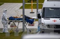 Các nước Đông Âu có số ca mắc, tử vong vì COVID-19 tăng vọt