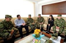 FARC hối thúc chính phủ Colombia chấp thuận đề xuất ngừng bắn
