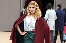 [Photo] Khi áo khoác trở thành phong cách quen thuộc với các ngôi sao