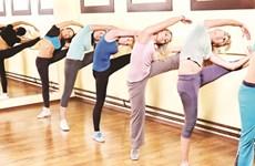 Bốn loại hình fitness dance sẽ đốt cháy các phòng tập năm 2015