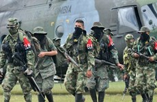 Tổng thống Colombia tiếp tục kêu gọi ELN tuyên bố ngừng bắn