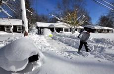 Bốn người thiệt mạng trong đợt rét -40 độ C bất thường tại Bắc Mỹ