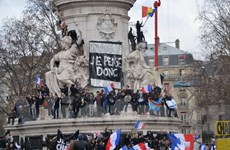 Paris: Hàng triệu người tuần hành tưởng nhớ nạn nhân vụ Charlie Hebdo