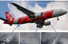[Photo] Hải quân Singapore tìm thấy phần thân của máy bay AirAsia