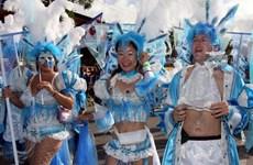 [Photo] Những lễ hội rực rỡ nhất trên thế giới diễn ra trong tháng hai
