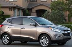 Hyundai giảm giá xe pin nhiên liệu để cạnh tranh với Toyota