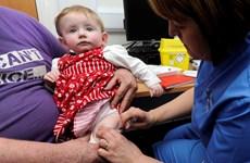 WHO khuyến cáo phụ huynh tiêm phòng đầy đủ cho trẻ nhỏ