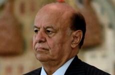 Cựu Tổng thống Yemen rời tư gia sau thời gian bị phiến quân quản thúc