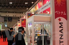 Việt Nam giới thiệu sản phẩm phong phú tại Hội chợ Foodex Japan 2015